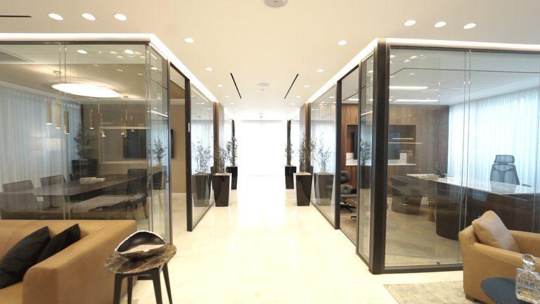 לובי משרדים